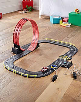 Artin Speedy Loop Racing Action Playset
