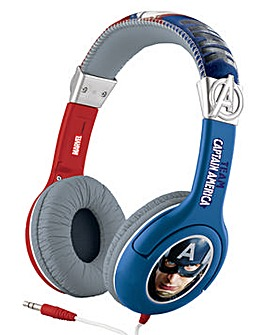 Captain America Civil War Headphones