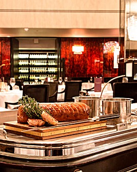 Gordon Ramsay Savoy Grill Lunch for Two