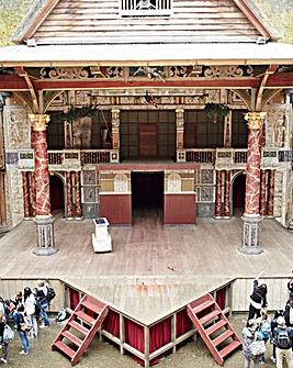 Tour of Shakespeares Globe Theatre for 2