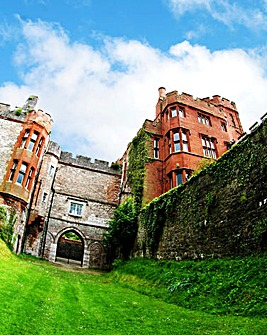 One Night Break for Two at Ruthin Castle