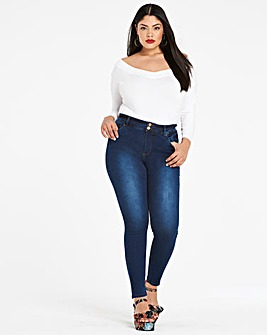 Shape & Sculpt Skinny Jeans Regular