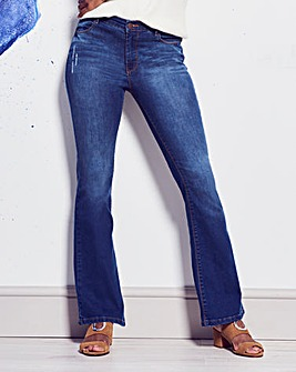 Eve Bootcut Jeans Regular