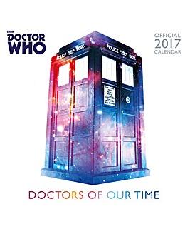 Dr Who Classic Edition Calendar