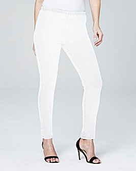 Slim-Leg Jeggings Long