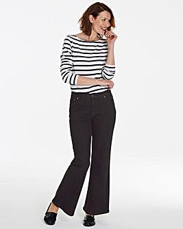 Pixie Wide Leg Jeans Long