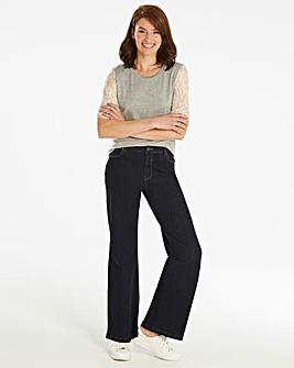 Pixie Wide Leg Jeans Regular