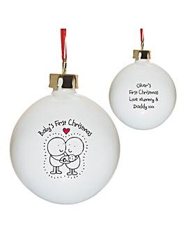 Chilli & Bubbles Christmas Bauble