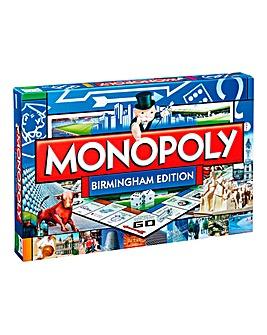 Regional Monopoly