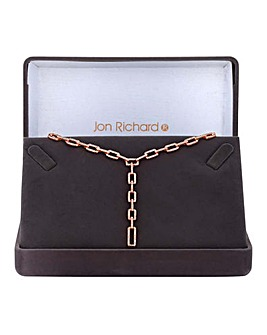 Jon Richard Chain Link Necklace