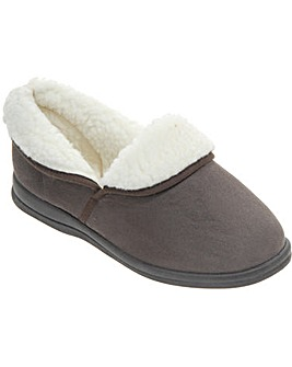 Snoozy Slippers 5E+ Width