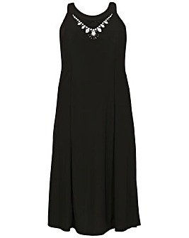 Sienna Couture Necklace Dress
