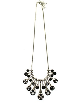 Lizzie Lee Multi Drop Necklace