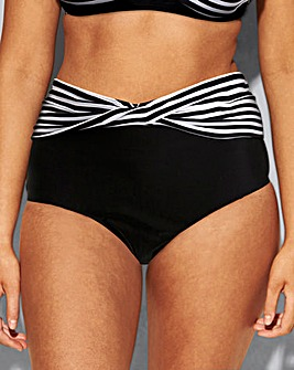 Beach to Beach Super High Waist Briefs