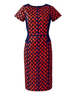 Mix And Match Tailored Dress