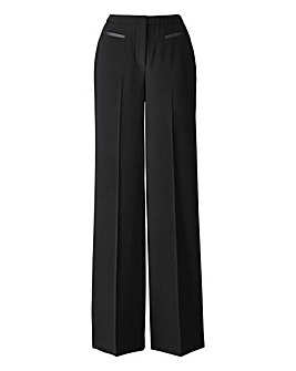 MAGISCULPT Wide Leg Trousers Short