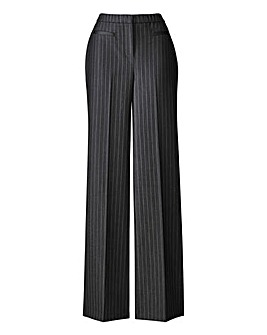 MAGISCULPT Wide Leg Trousers Long