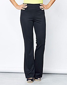 Pack 2 Bootcut Trousers Length Regular