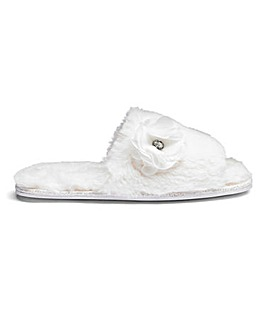 Heavenly Soles Luxury Slipper E Fit