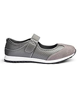 Heavenly Soles Bar Shoes EEE Fit