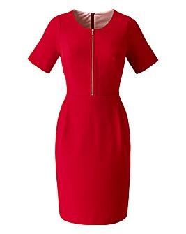 Lorraine Kelly Zip Dress