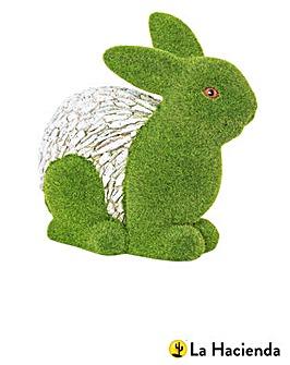 La Hacienda Flocked Rabbit