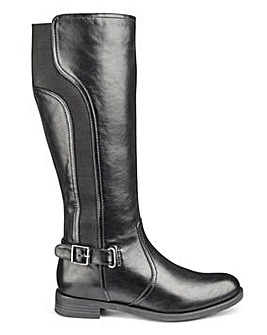Lotus Boots EEE Fit Curvy Plus Calf
