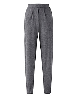 Stretch Jersey Harem Trouser Regular