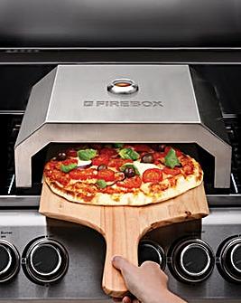 La Hacienda Firebox BBQ Pizza Oven