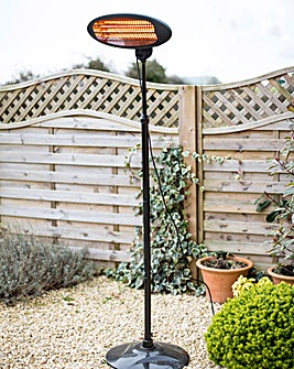 La Hacienda Infrared Outdoor Heater