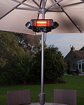 La Hacienda Infrared Parasol Heater