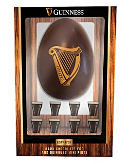 Luxury Easter Egg with Guinness Truffles