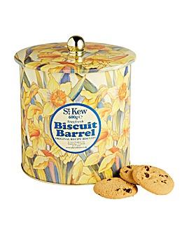 St Kew Daffodil Biscuit Barrel 600g