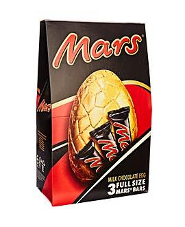 Mars Easter Egg