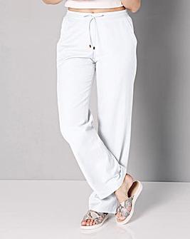 Linen Mix Trousers Regular