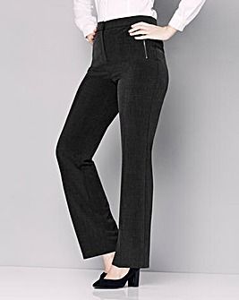 MAGISCULPT Straight Leg Trouser Regular