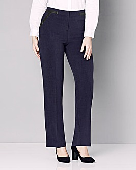 MAGISCULPT Tapered Leg Trousers Regular