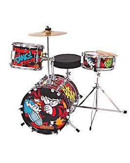 Beano 3 Pce Drum Kit
