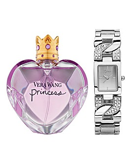 Vera Wang Princess 100ml & Watch