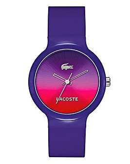 Lacoste Unisex Purple Watch