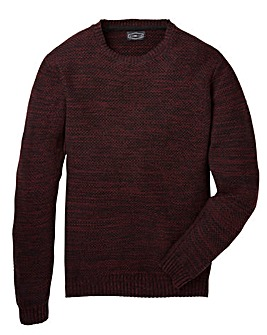 Label J Twisted Knit Jumper Regular