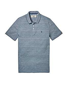Original Penguin All-Over Jacquard Polo