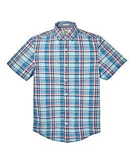 Original Penguin Plaid Multi Check Shirt