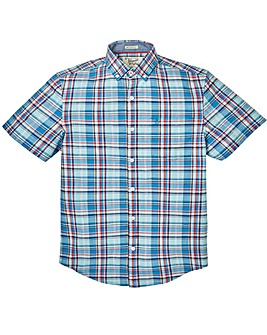 Original Penguin Plaid Multi Check Shirt