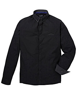 Black Label Pocket Square Shirt Long