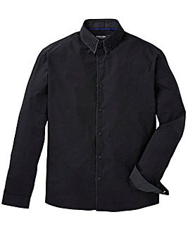 Black Label Windsor Shirt Long