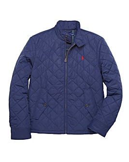 Polo Ralph Lauren Tall Quilted Jacket