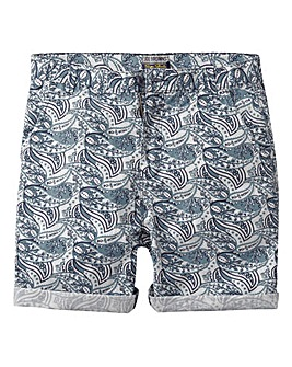 Joe Browns Funky Paisley Blue Short