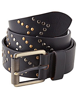 Joe Browns Leather Jeans Belt