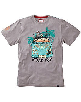 Joe Browns New Camper Van Tee Reg